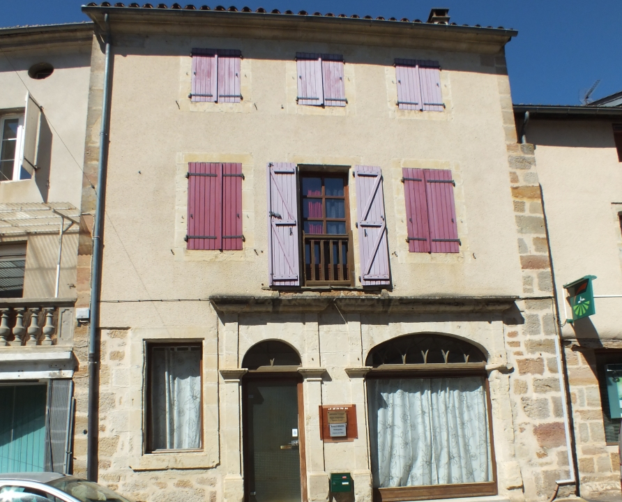 Demeures & manoirs - Lacapelle-Marival - Belles demeures (Grande Rue) -