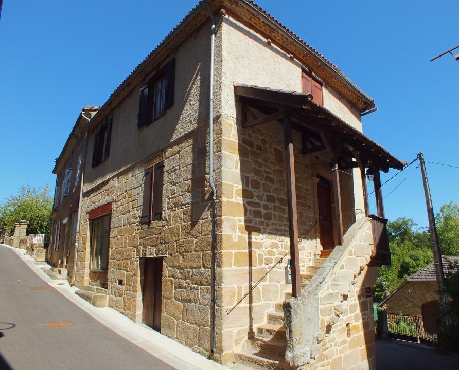 Demeures & manoirs - Lacapelle-Marival - Belles demeures (Rue du Galaup) -