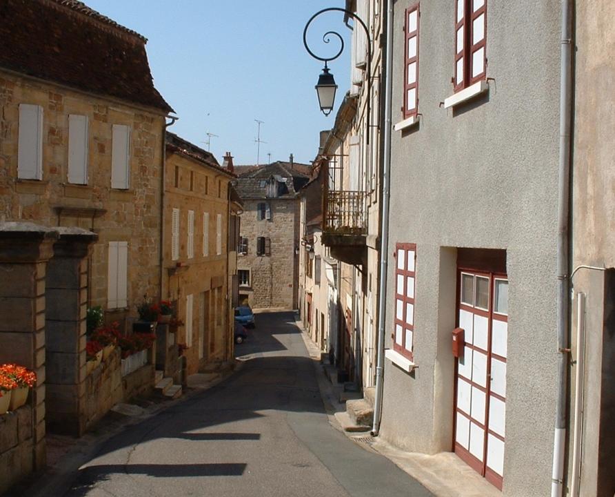 Rues & Ruelles - Lacapelle-Marival - Rue du Galaup -