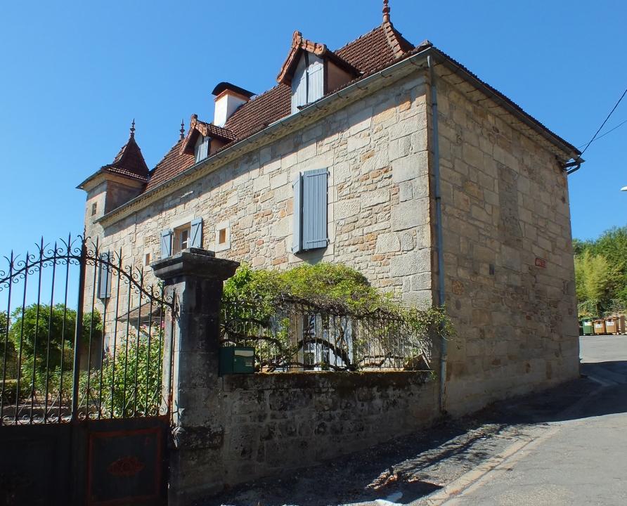 Demeures & manoirs - Lacapelle-Marival - Belles demeures (Rue du Jardin) -