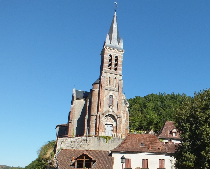 Églises & Abbayes - Crégols - Église (bourg) -