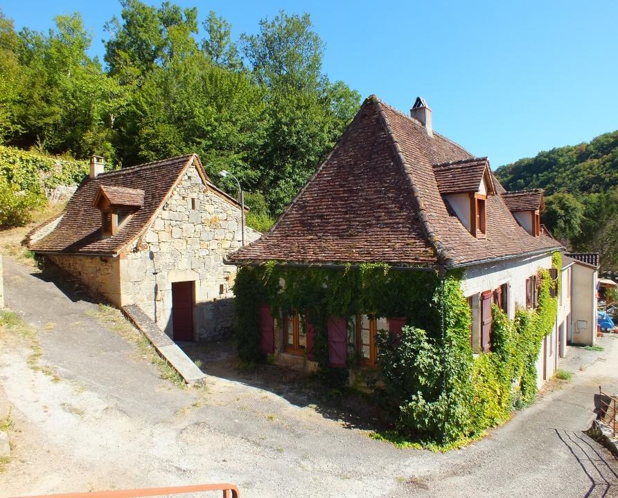 Demeures & manoirs - Crégols - Belles demeures (bourg) -