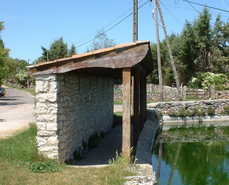 Lavoirs - Reilhac - Lavoir (bourg) -