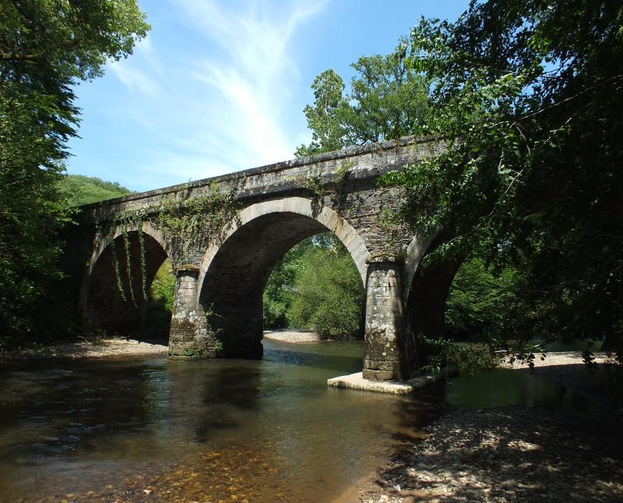 Ponts & Viaducs - Saint-Jean-Mirabel - Pont de Colombier (Listours) -