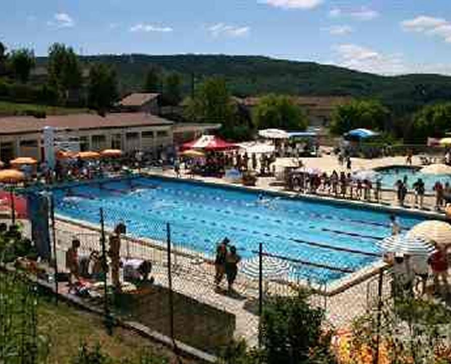 Piscines & Parcs aquatiques - Souillac - Piscine Municipale -