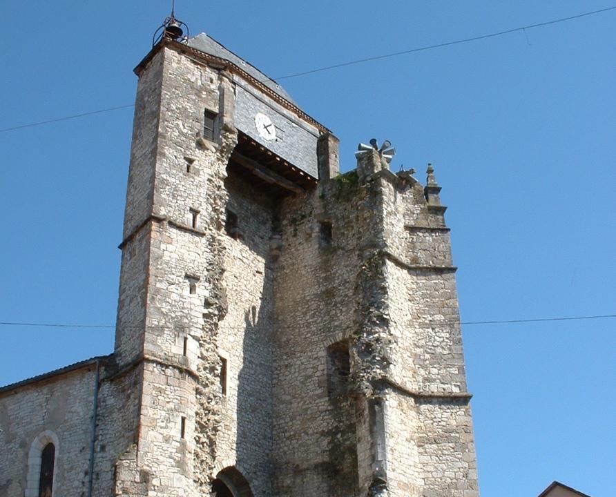 Églises & Abbayes - Souillac - Église Saint-Martin (Place Saint-Martin) -