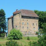 Linac. Le château de Puy-Launay