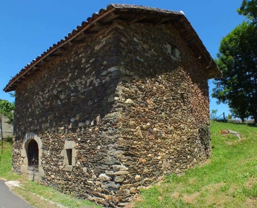 Granges & Fermes - Linac - Belles granges (bourg) -