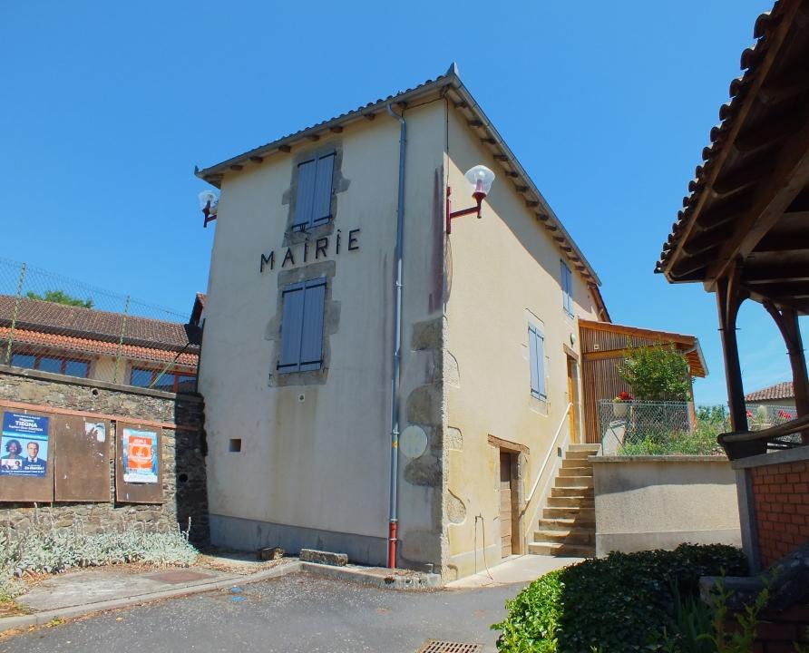 Mairies - Linac - Mairie (bourg) -