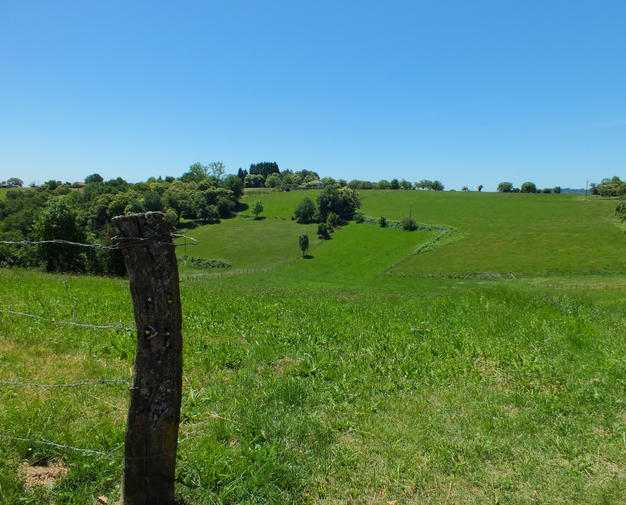 Campagnes - Linac - Les campagnes (bourg) -