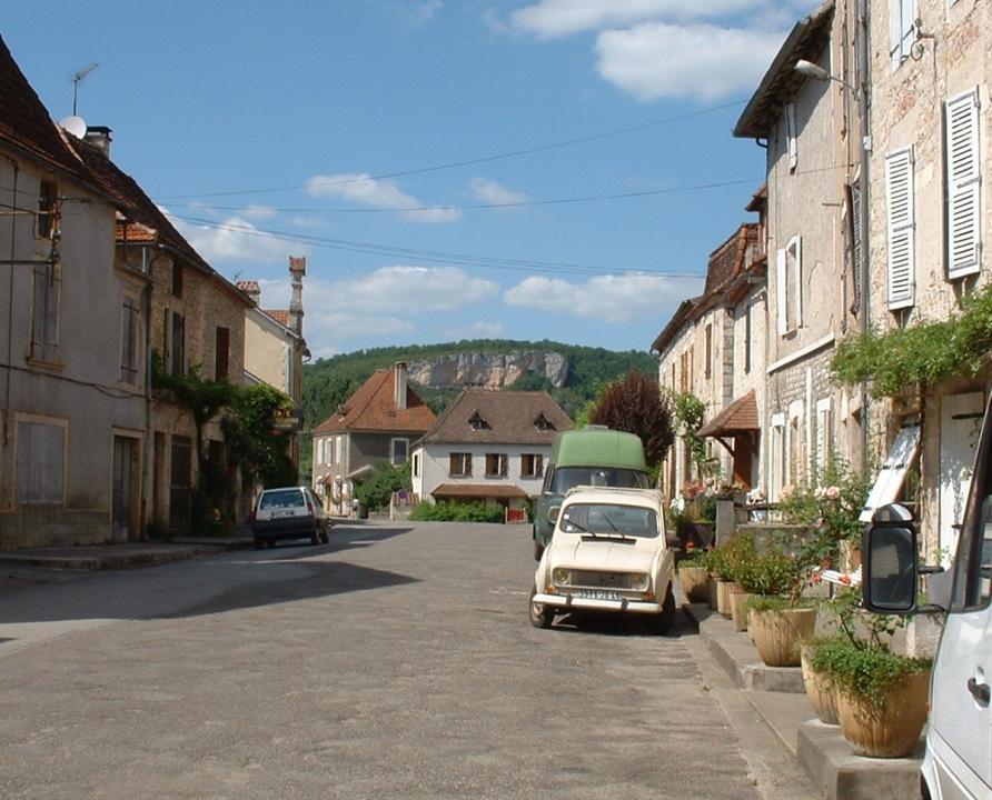Rues & Ruelles - Marcilhac-sur-Célé - Dans les rues du bourg -