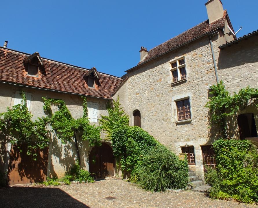 Demeures & Manoirs - Marcilhac-sur-Célé - Belles demeures (bourg) -