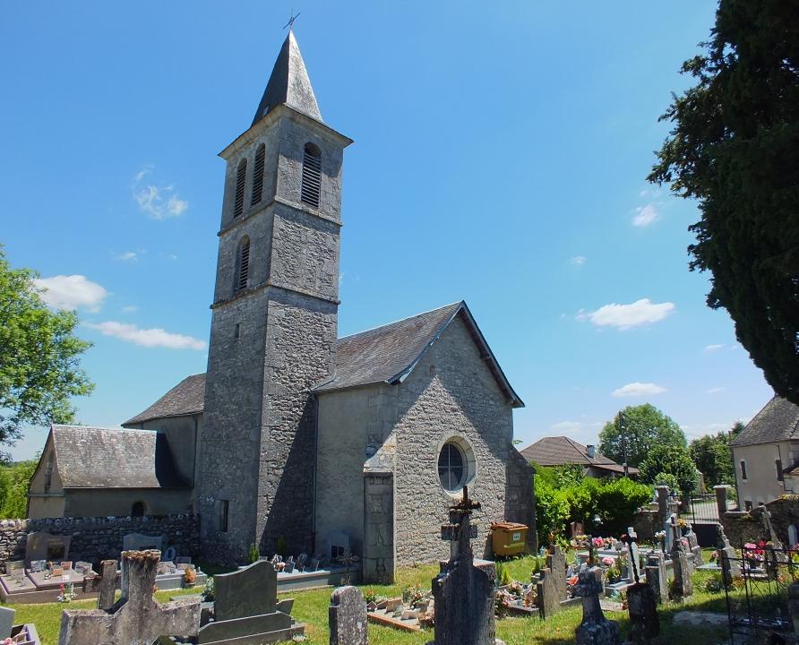 Églises & Abbayes - Saint-Chels - Église du bourg -