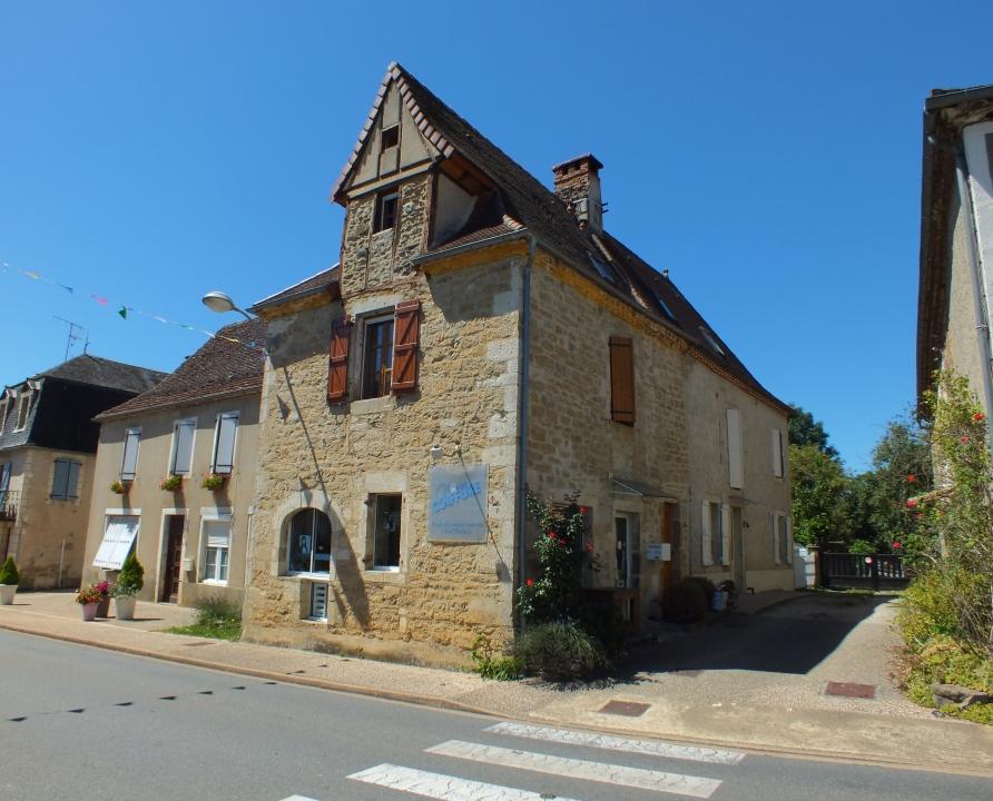 Demeures & Manoirs - Lavergne - Belles demeures (bourg) -
