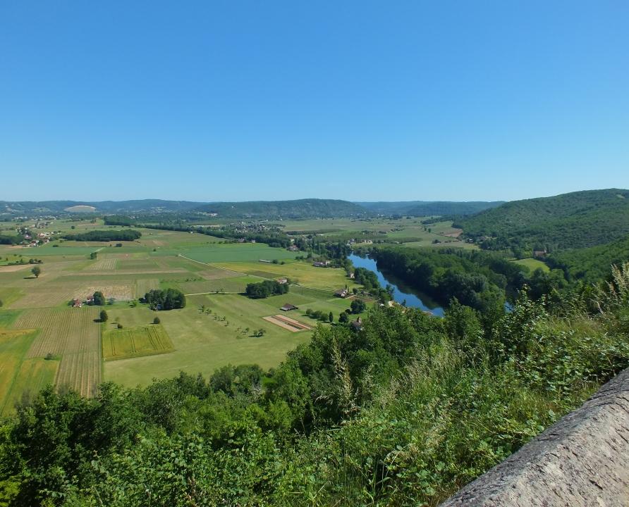 Points de vue - Bélaye - Point de vue de la mairie (bourg) -