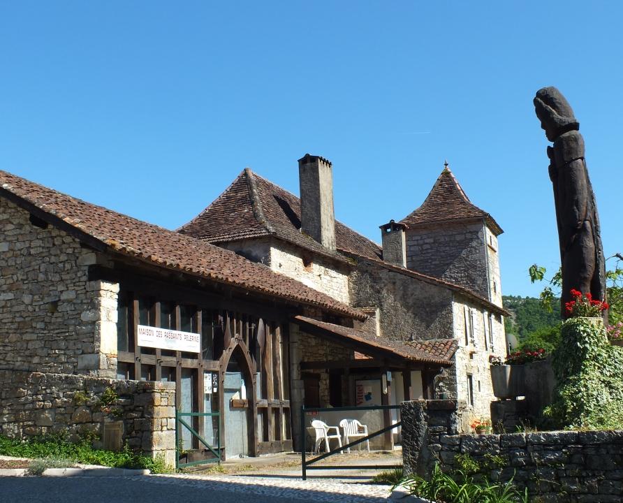 Demeures & Manoirs - Espagnac-Sainte-Eulalie - Maison des passants pélerins (Espagnac) -