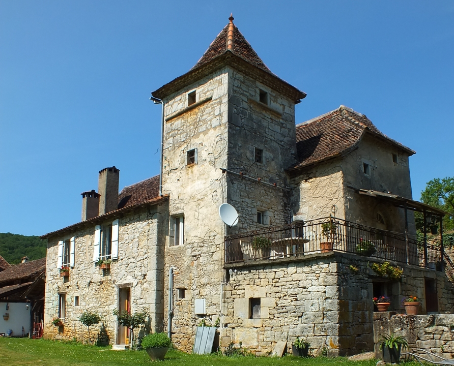 Demeures & Manoirs - Espagnac-Sainte-Eulalie - Belles demeures (Espagnac) -