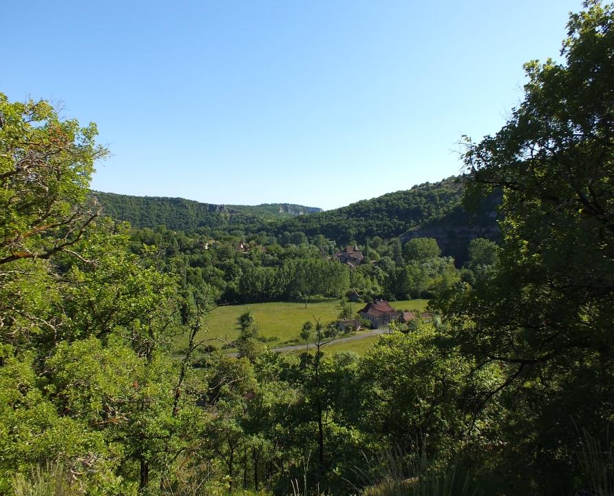 Points de vue - Espagnac-Sainte-Eulalie - Point de vue sur Espagnac -