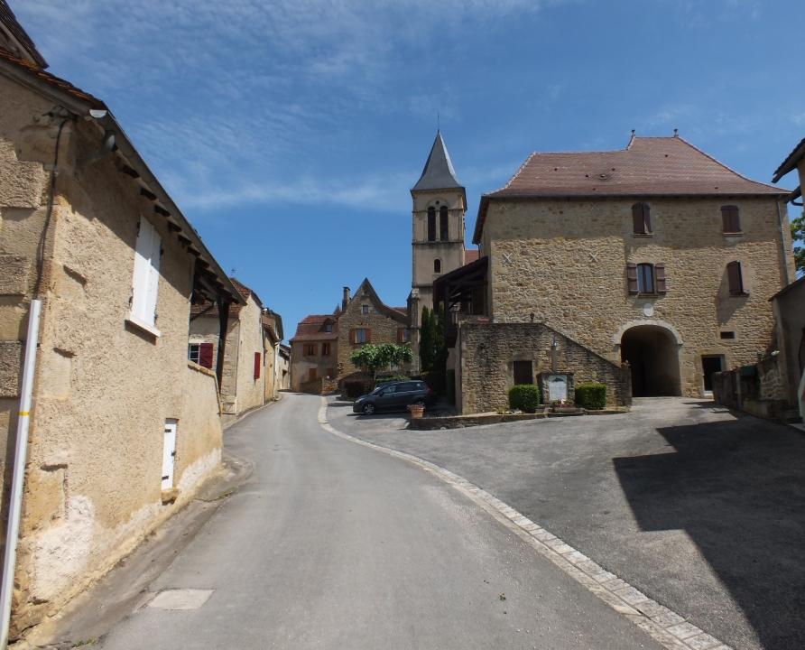 Rues & Ruelles - Saint-Médard-de-Presque - Rues & Ruelles (bourg) -