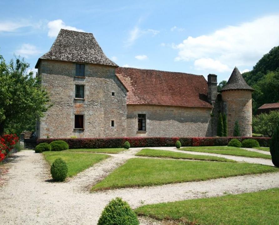 Châteaux & Fortifications - Saint-Médard-de-Presque - Château de Presque -