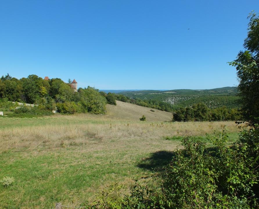 Points de vue - Calès - Point de vue (bourg -
