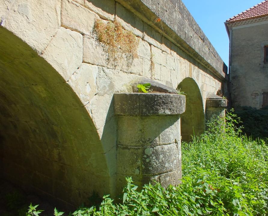 Ponts & Viaducs - Le Bourg - Pont du Bourg -