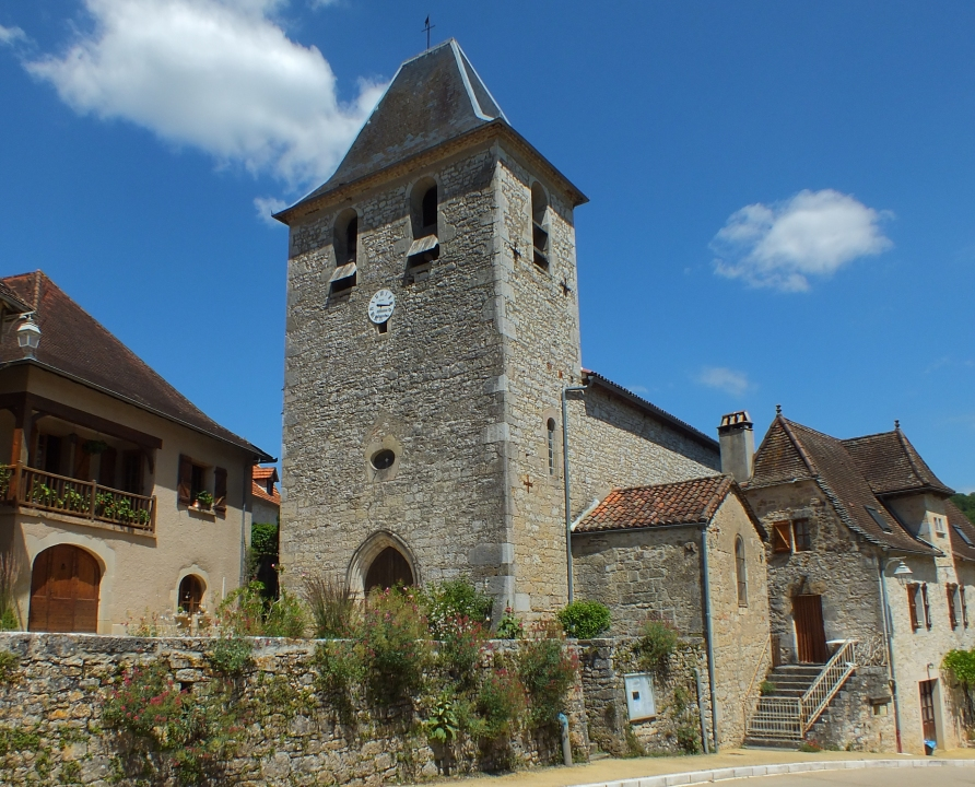 Églises & Abbayes - Corn - Église (bourg) -