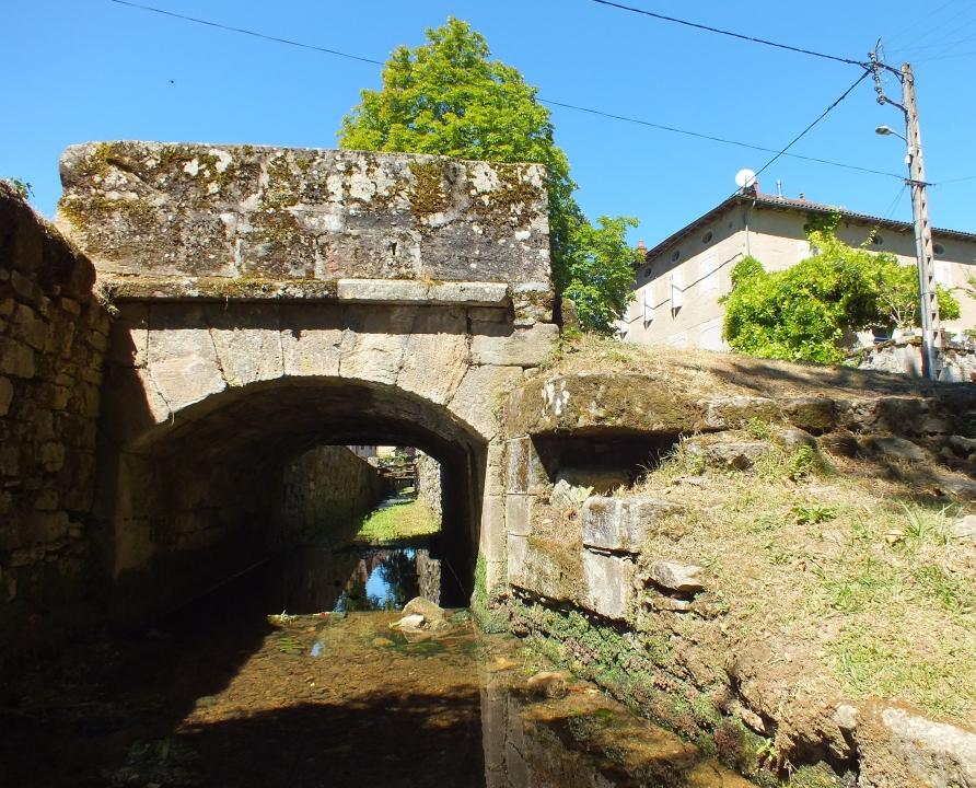 Ponts & Viaducs - Fons - Pont (bourg) -