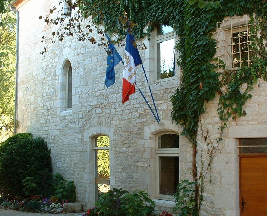 Mairies - Gramat - Mairie (Rue du Four) -