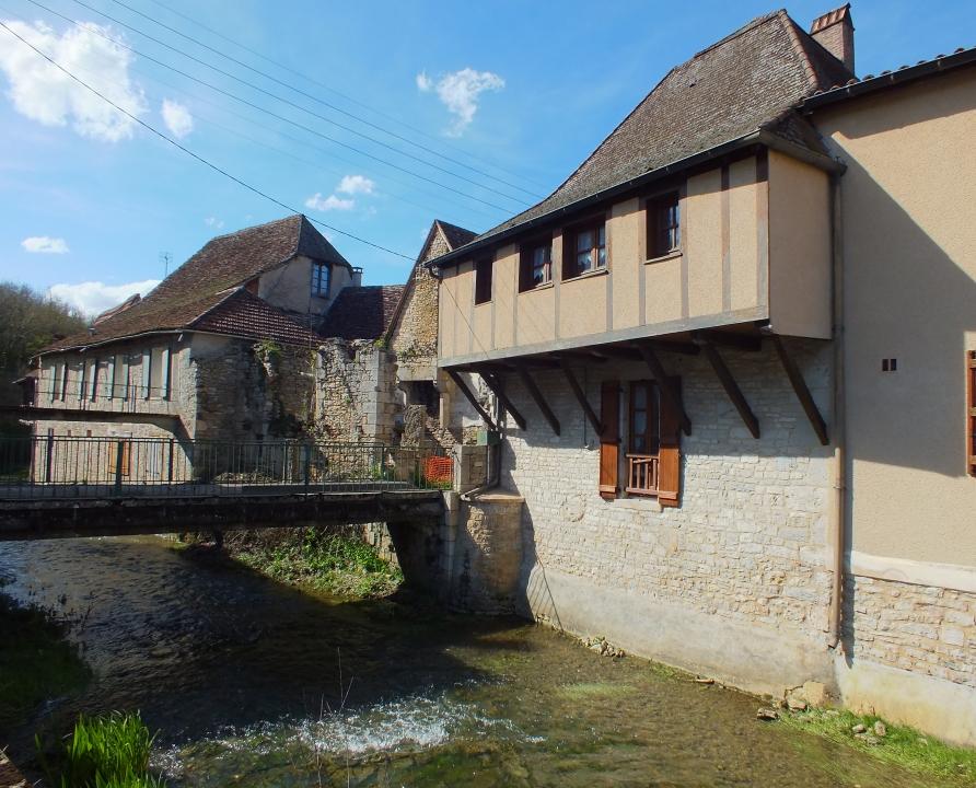 Demeures & Manoirs - Gramat - Belles demeures (Rue du Barry) -