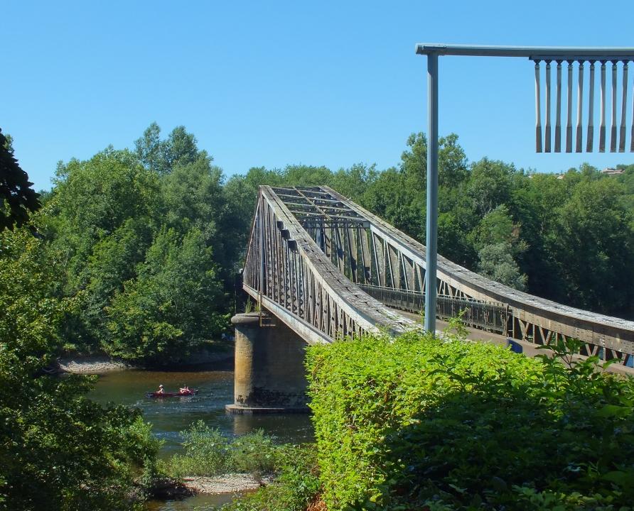 Ponts & Viaducs - Lacave - Pont de Pinsac -