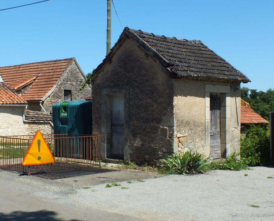 Outils du Passé - Laramière - Pont-bascule (bourg) -