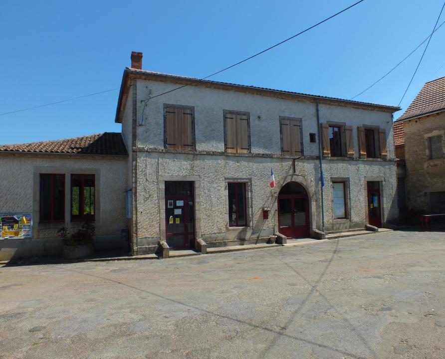 Mairies - Laramière - Mairie (bourg) -