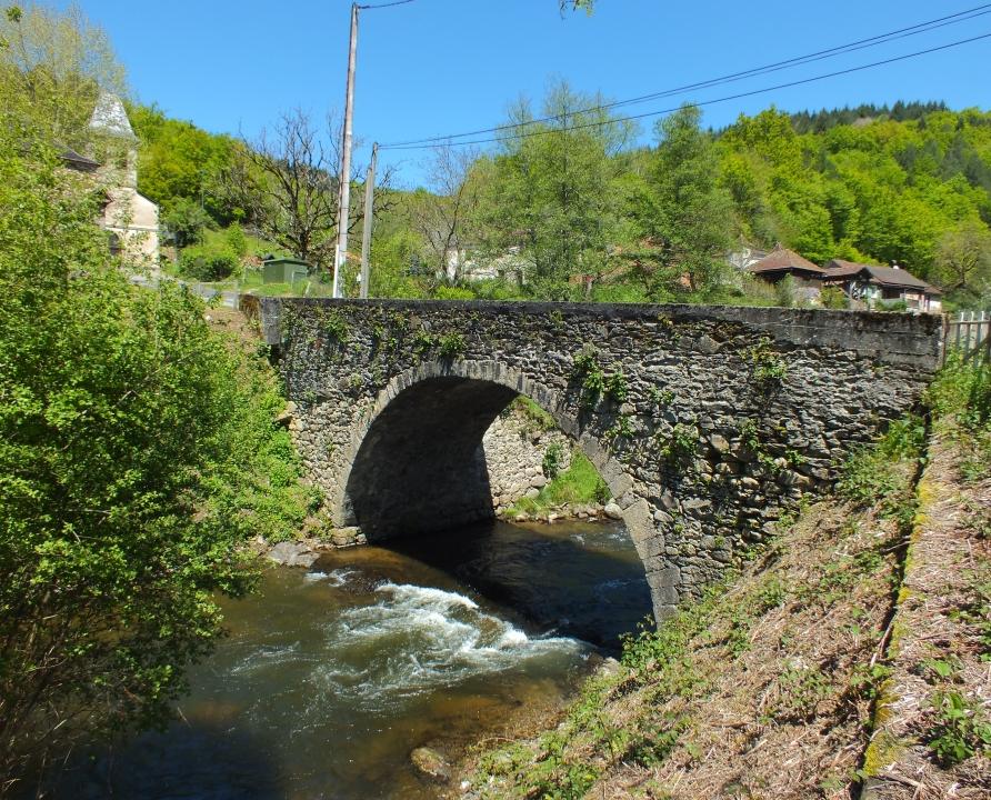 Ponts & Viaducs - Latouille-Lentillac - Pont de Latouille -