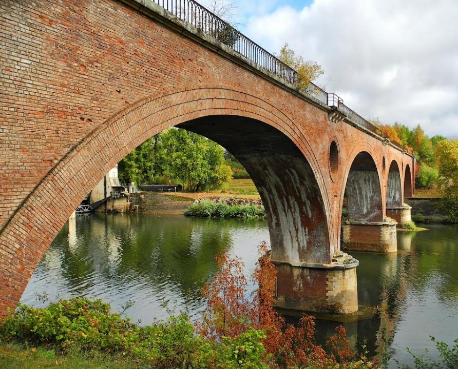 Ponts & Viaducs - Luzech - Pont de Luzech -