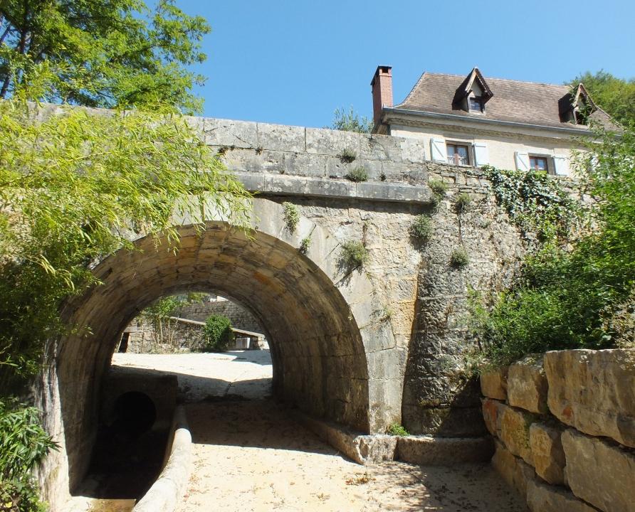 Ponts & Viaducs - Montbrun - Pont routier (bourg) -