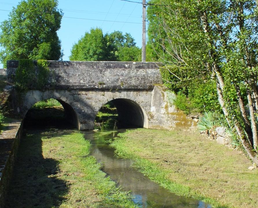 Ponts & Viaducs - Rudelle - Pont (bourg) -
