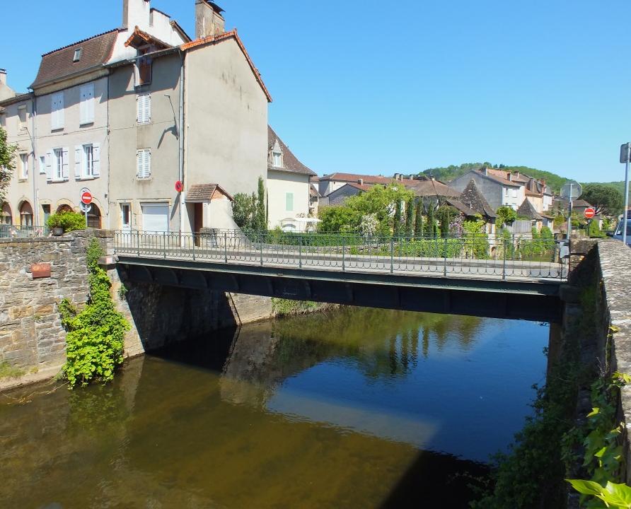 Ponts & Viaducs - Saint-Céré - Pont d'Hercule -