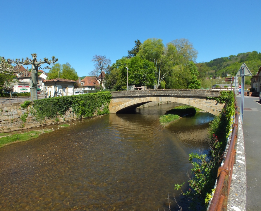 Ponts & Viaducs - Saint-Céré - Pont Victor Hugo -