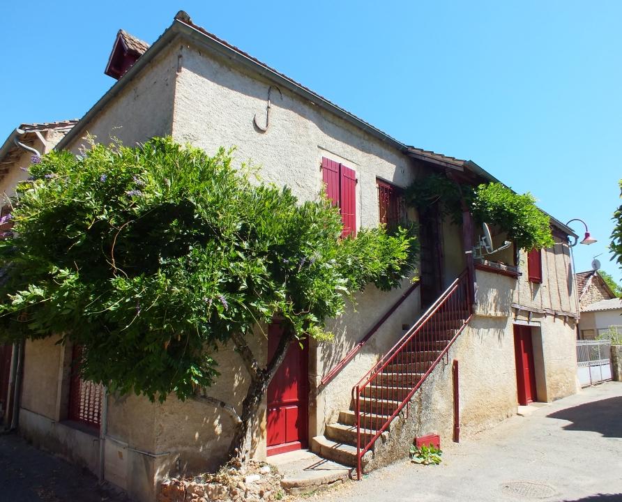 Demeures & Manoirs - Saint-Martin-Labouval - Belles demeures (bourg) -