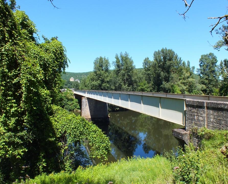 Ponts & Viaducs - Saint-Pierre-Toirac - Pont de Toirac -