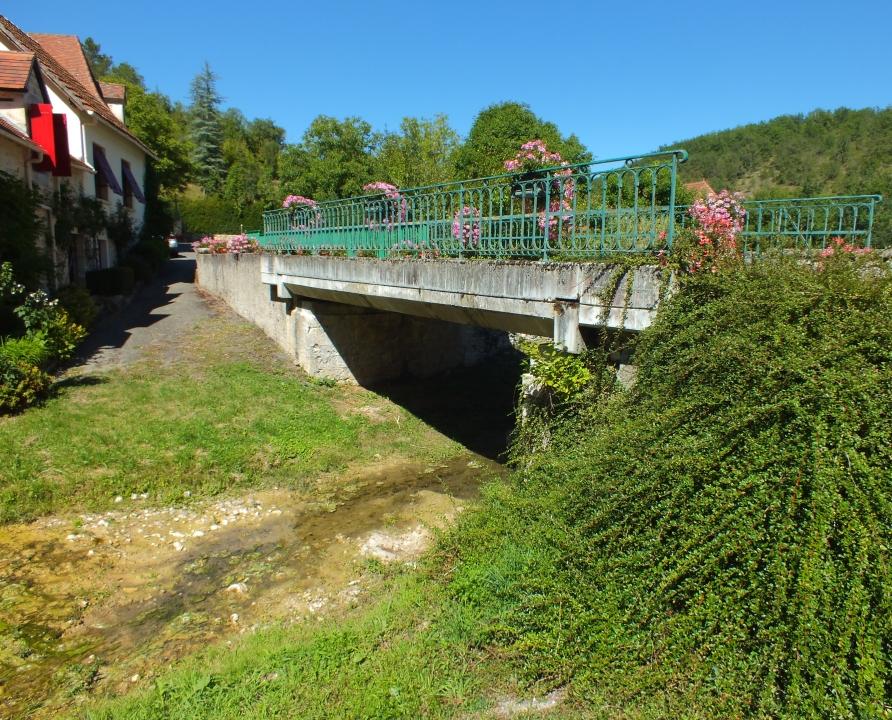 Ponts & Viaducs - Saint-Sauveur-La-Vallée (Cœur de Causse) - Pont (bourg) -