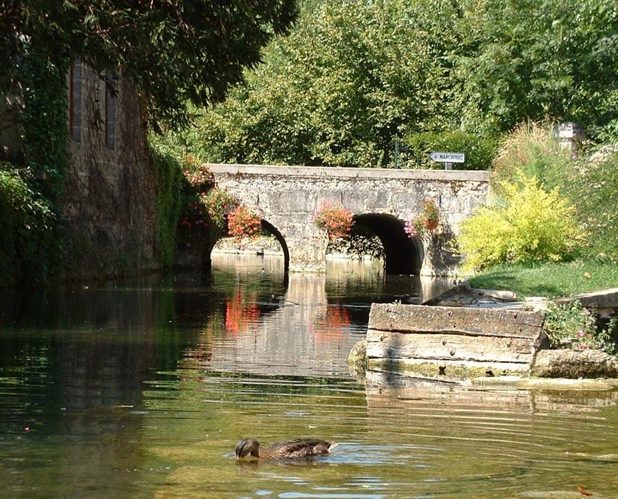 Ponts & Viaducs - Saint-Vincent-Rive d'Olt - Pont (bourg) -