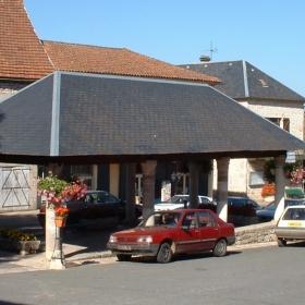 LOT'refois - 2003 - Livernon - La Halle