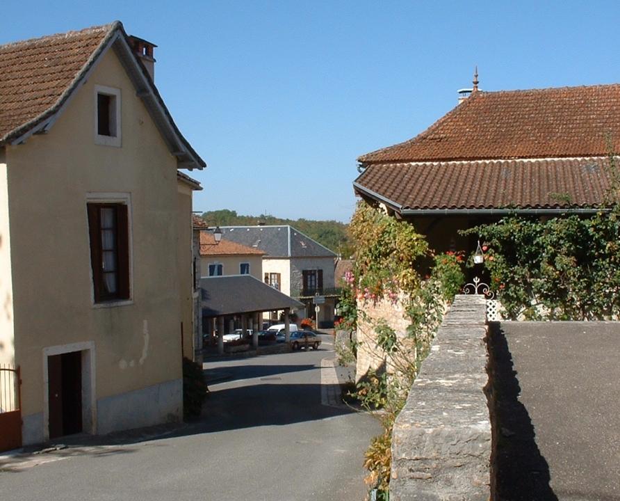 Rues & Ruelles - Livernon - Dans les rues du bourg -