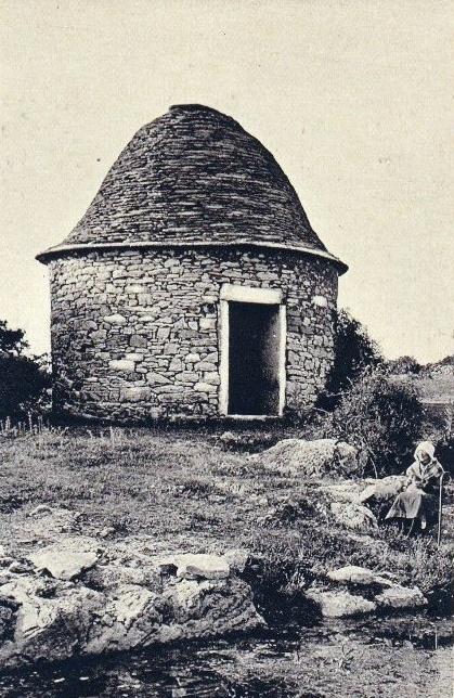 LOT'refois - CPA - début XXe - Livernon - La Cazelle du Lac de Lacam