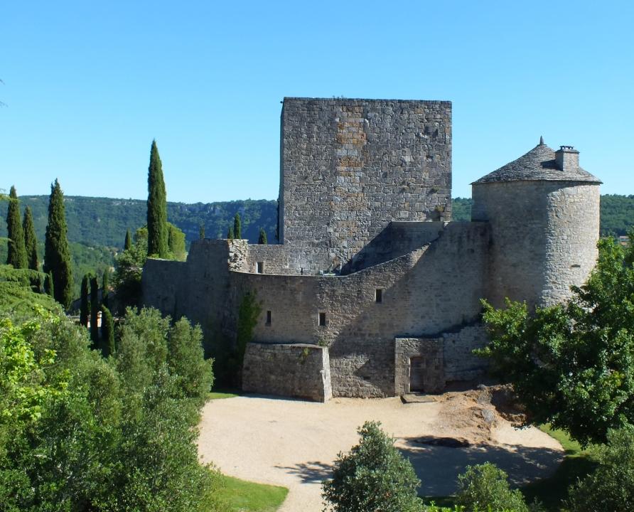 Châteaux & Fortifications - Montbrun - Château de Montbrun -