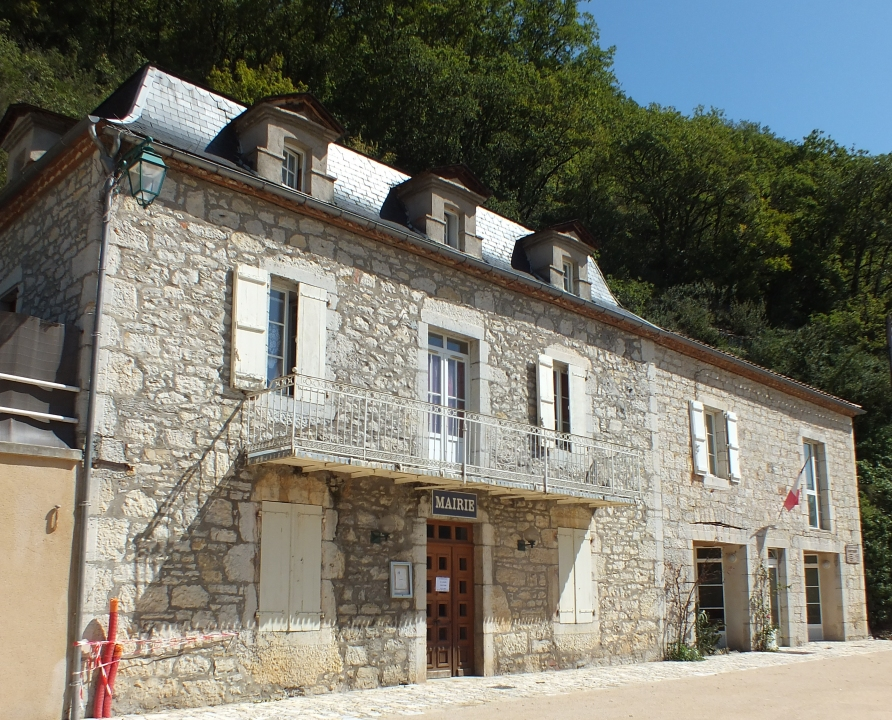 Mairies - Montbrun - Mairie (bourg) -