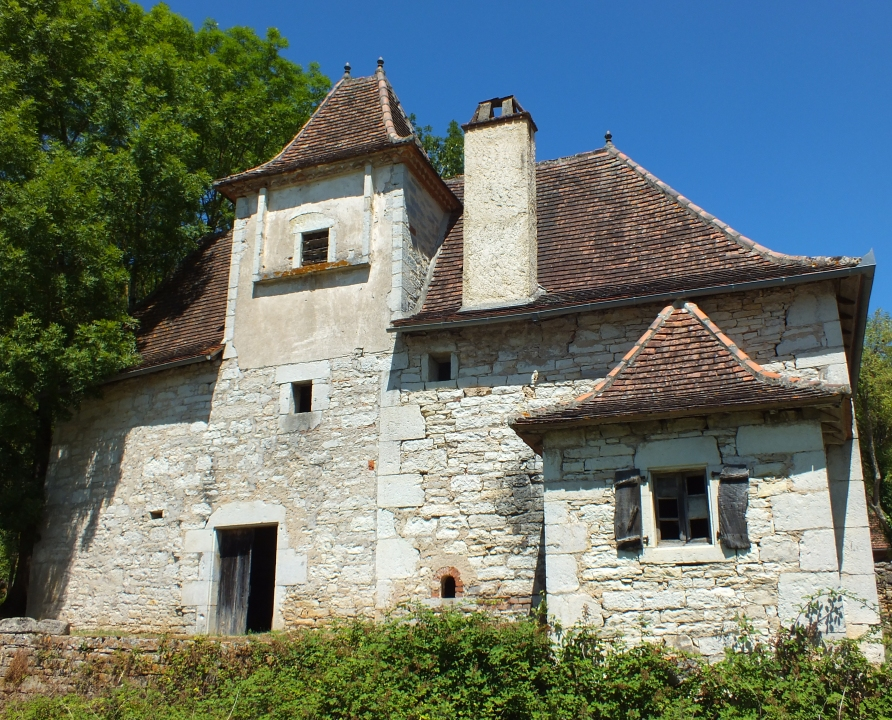 Demeures & Manoirs - Montbrun - Belles demeures (Mas de Doucet) -