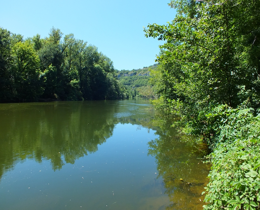 Rivières & Ruisseaux - Montbrun - Le Lot (Bourg) -